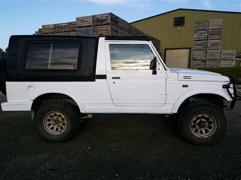 suzuki samurai lwb in selsey west sussex gumtree