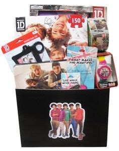 1d christmas gifts 1d basket on one direction gifts one direction and baske