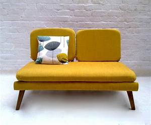 mustard yellow mid century mod couch cushion furniture With mustard yellow sofa bed