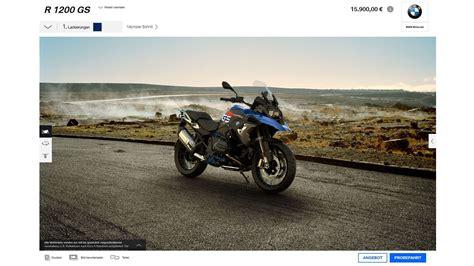 Effektetage  Bmw Motorrad