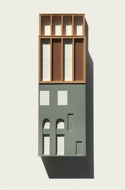 Facade Bgy Architecture Architectural Data Models Discover