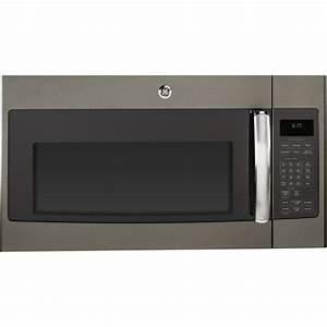 GE Appliances JVM6175EFES 1.7 cu. ft. Over