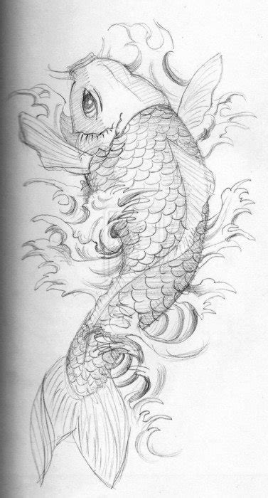Koi Fish Tattoo Meaning | herinterest.com