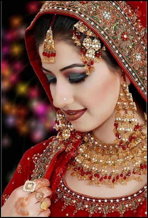 Beautiful And Pretty Bridal Makeup Wallpaper  Free All Hd