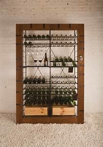 Casier À Bouteilles En Bois : casiers bouteilles casier vin rangement du vin am nagement cave casier bois cave vin ~ Dode.kayakingforconservation.com Idées de Décoration