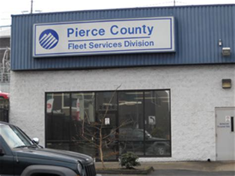 pierce county wa official website