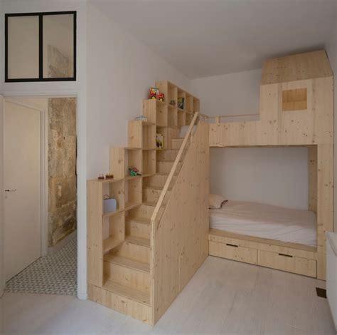 Small Budget Renovation Reveals A Loft's Parisian Charm