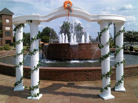 decorations spectacular wedding arches for sale