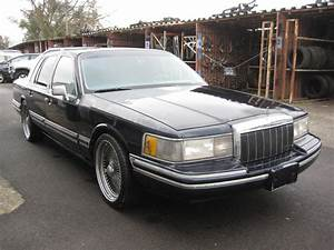 1993 Lincoln Town Car Executive For Sale - Stk R7158