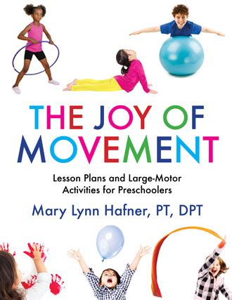of movement lesson plans and large motor activities 797 | 546421