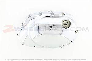 Crankcase Cover Replacement Parts For 2007 Suzuki Vl800 C50