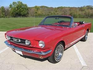 1966 Mustang GT Convertible