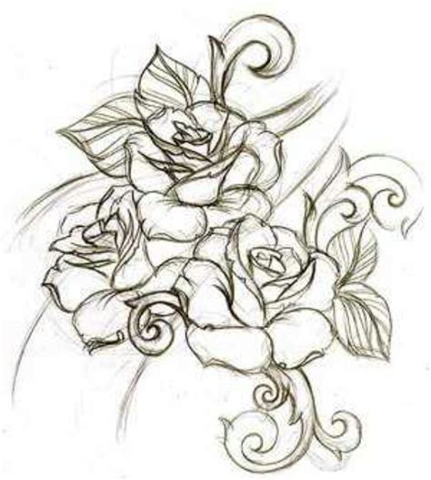 Rose Tattoos  Yes Maybe Something Like This  My Style