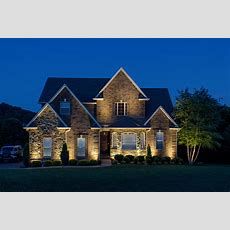 Architectural Landscape Lighting  Light Up Nashville