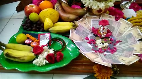 Tamil new years day falls in the month of april on 13th or 14th every year. Tamil new year pooja (2018) - YouTube