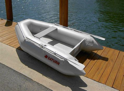 Inflatable Boat Tender by Saturn Sd260 Portable And Affordable Inflatable Dinghy