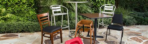 Restaurant Patio Furniture by Restaurant Furniture