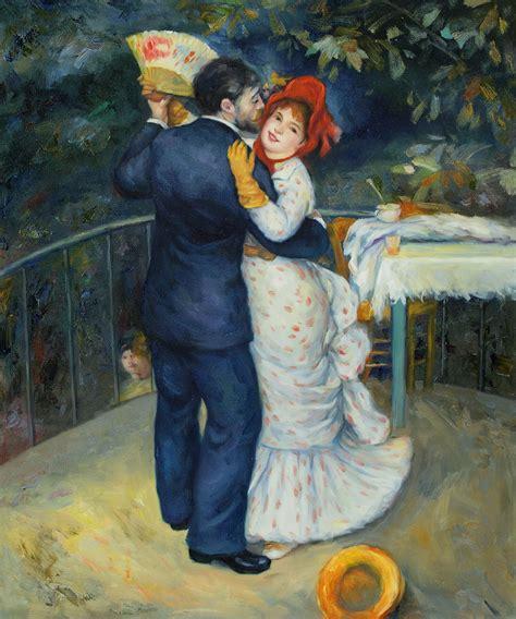 Pierre Auguste Renoir Paintings Reproduction Canvas Art