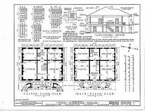 Interior Floor Plan Gorgas – Alabama Architecture