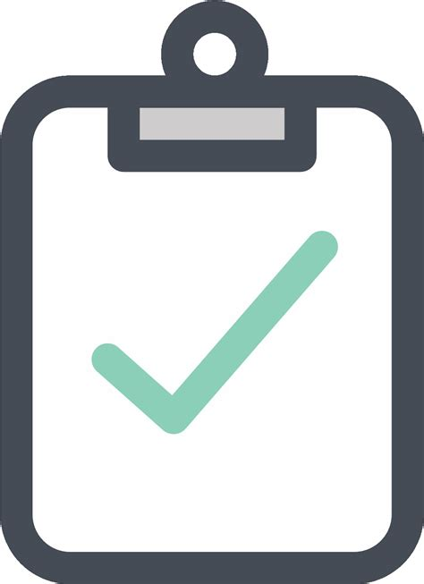This Is An Image Of A Clipboard - Report Task Icon - Png ...