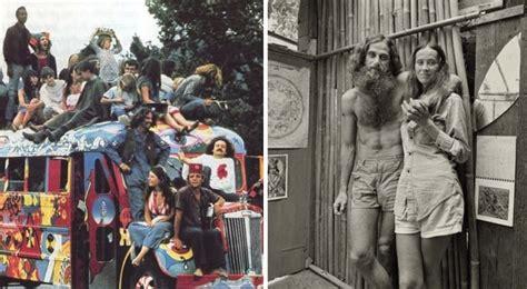 cuisine vintage les communautés hippies des ées 70 voici 14 photos qui