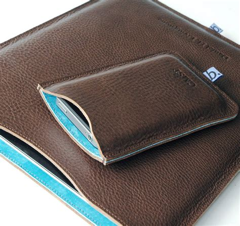 Classic Leather Sleeve For I Pad By Bookery ...