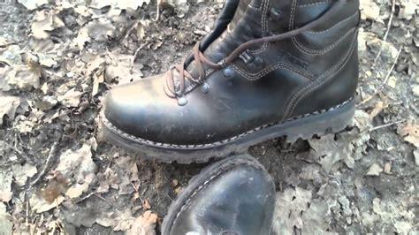 Meindl Badile mes chaussures 02 en français YouTube