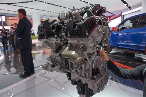 Meet The Engines Of The 2018 F-150