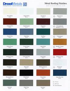 Berridge Color Chart 5v Crimp Metal Master Shop