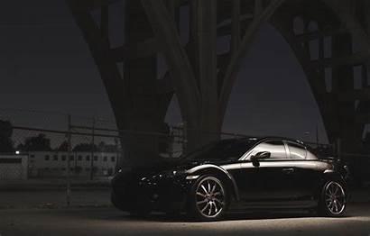 Mazda Rx8 Rx Creepypasta Night Bridge Street
