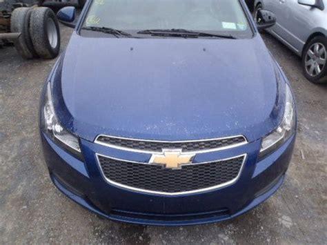Find Used 2012 Chevrolet Cruze Lt Sedan 4-door 1.4l In