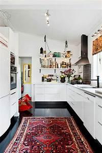 Tapis De Cuisine Design : best with tapis cuisine design ~ Teatrodelosmanantiales.com Idées de Décoration