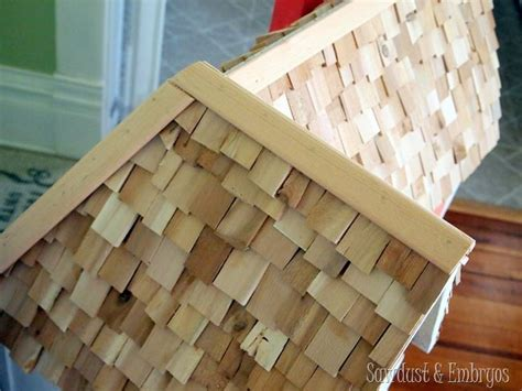 images  dollhouse roofing  pinterest