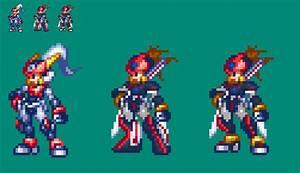 Megaman ZX - Axl by KyujiX on DeviantArt