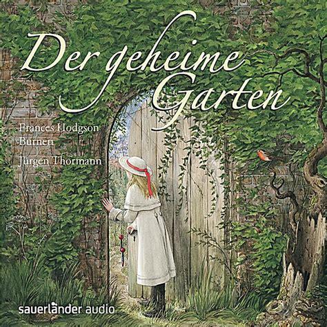 Der Geheime Garten, 4 Audiocds Hörbuch Bei Weltbildde