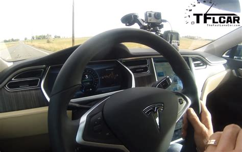 Another Chance At 0-60 Mph In The Tesla Model S P85+