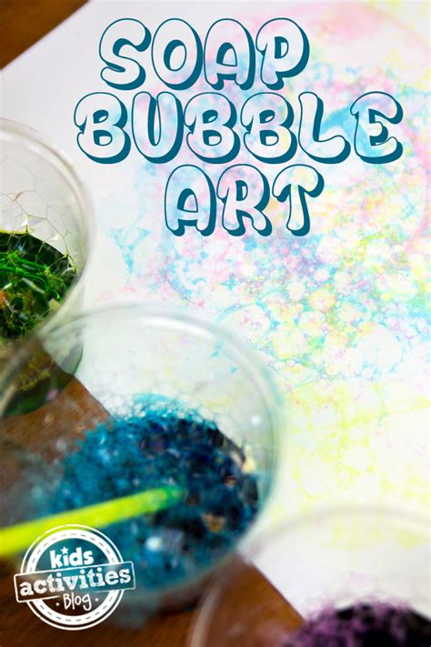 blowing bubbles   art