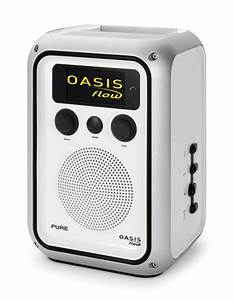 Dab Und Internetradio : pure oasis flow weatherproof dab and internet radio the ~ Jslefanu.com Haus und Dekorationen