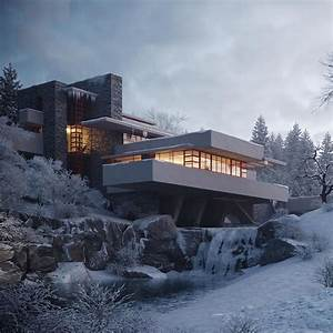 Winter, Wrapped, In, A, Warm, House