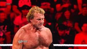 Sycho Sid Vs Heath Slater Raw  June 25  2012  Sycho Sid Returns