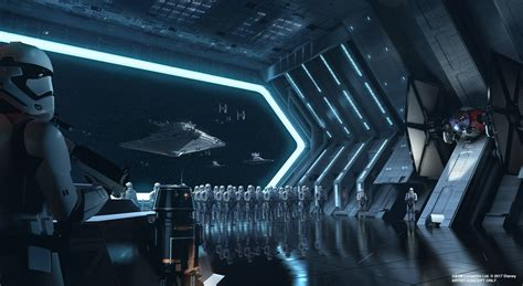 Opening date for Star Wars Galaxy's Edge Rise of The ...