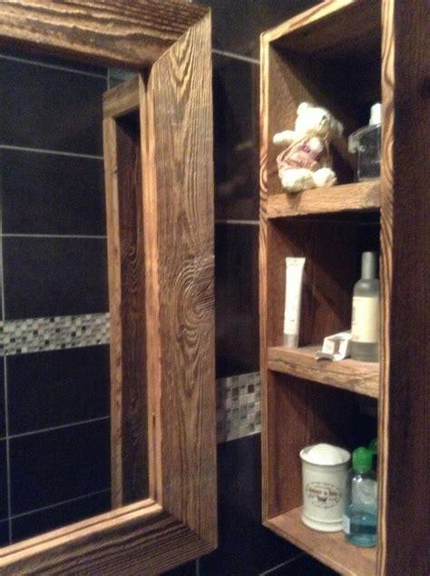 jeu de cuisine murs meuble et miroir en bois rénov 39 création