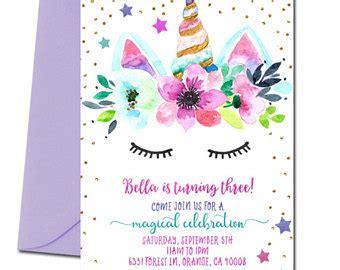 unicorn invitation template free birthday invitation templates unicorn birthday invitations easytygermke invitation