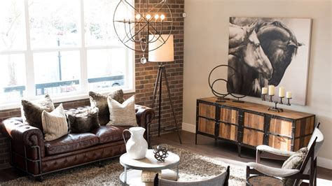 Dot & Bo's Tips For Incorporating Industrial Rustic Decor