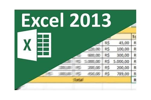baixar excel gratis para ipad 2013
