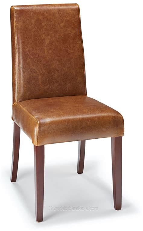 firenze dining chair aniline leather