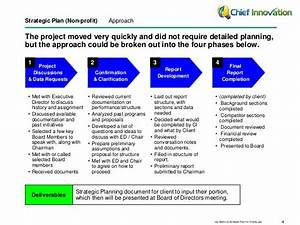 case study strategy strategic plan for charity non profit With strategic plan template not for profit