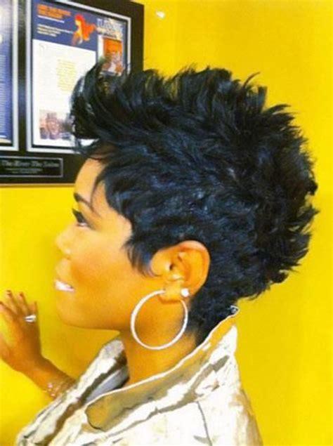 cute short haircuts  black women short hairstyles haircuts