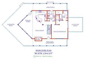 chalet home plans rustic chalet log floor plan log cabin 3440 sq ft expedition log homes llc