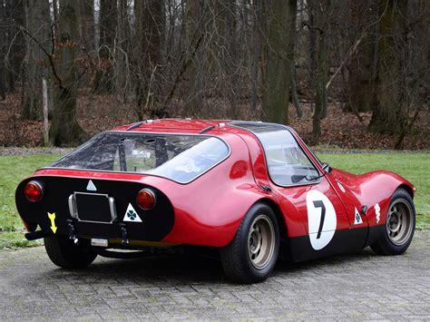 Alfa Romeo Tz by Alfa Romeo Giulia Tz Berlinetta Prototipo 105 1965